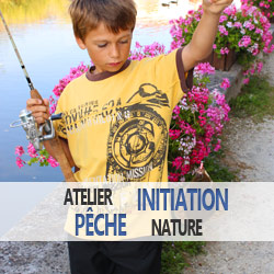 Atelier Initiation Pêche Nature